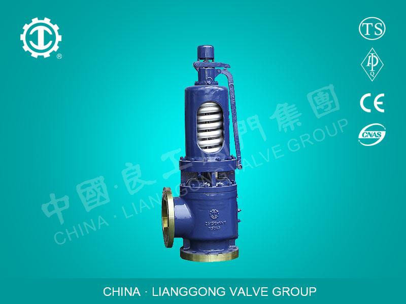 High Temperature and Pressure Safety Valve
