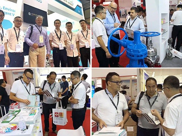 Valve World Asia 2019 is coming to an end, and Lianggong Valve Group continues wonderfully!